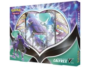 Shadow Rider Calyrex V Box Pokémon TCG MKT