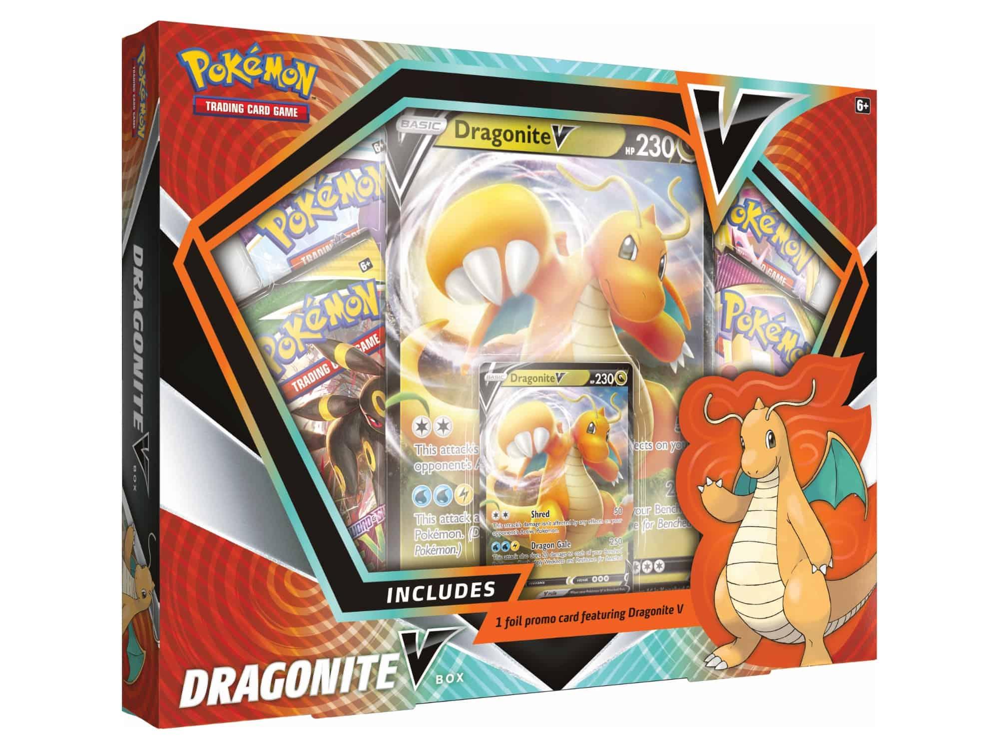 «Dragonite V Box» – Pokémon TCG